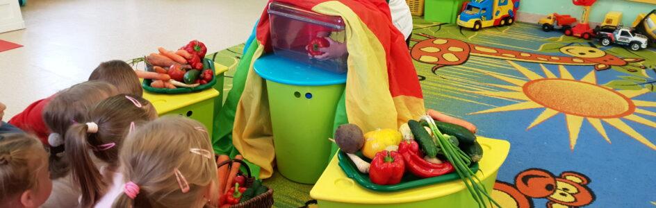 Warzywno- owocowa zgaduj zgadula