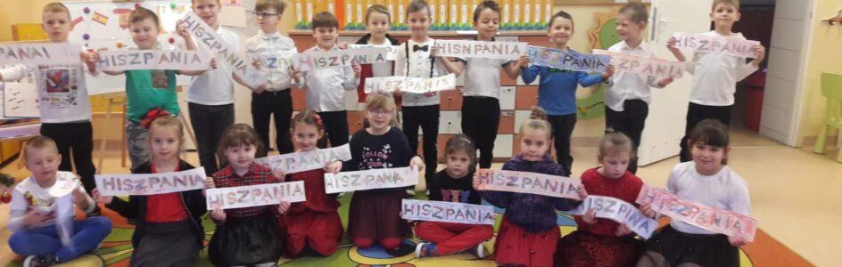 Tydzień hiszpański w grupie Biedronek